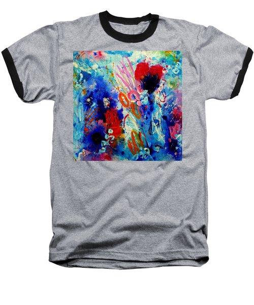 Pocket Full Of Horses 1 Baseball T-Shirt