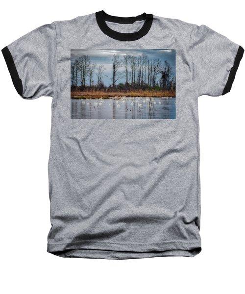 Pocosin Lakes Nwr Baseball T-Shirt
