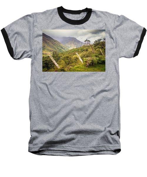 Podocarpus National Park Baseball T-Shirt