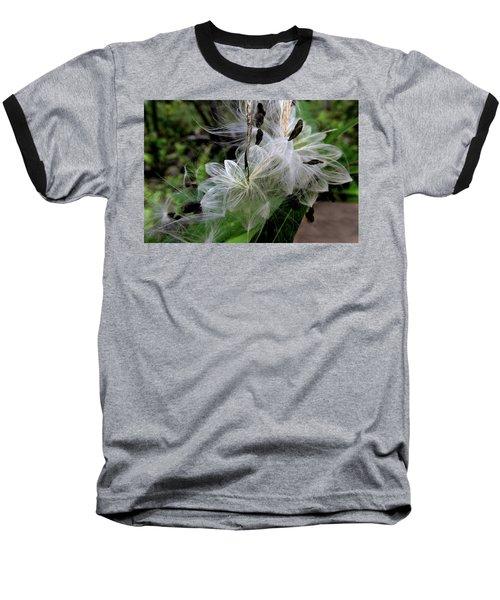 Pods Wide Open Baseball T-Shirt
