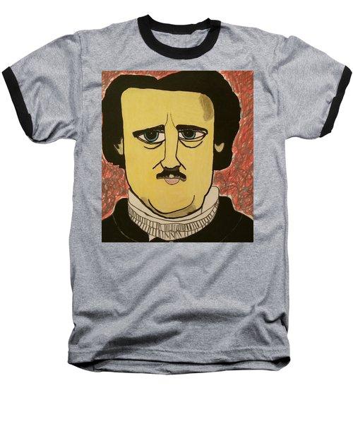 Edgar Allan Poe  Baseball T-Shirt