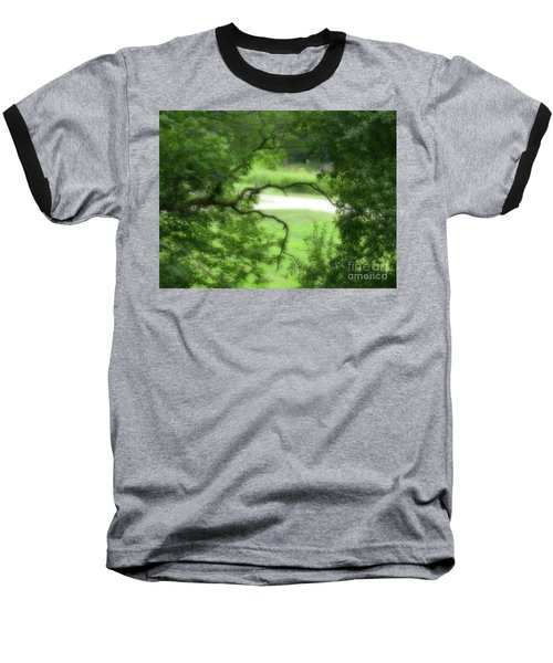 Reaching Out Baseball T-Shirt