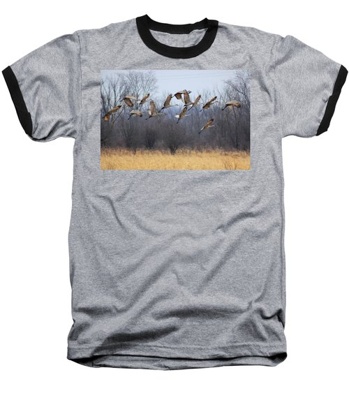 Poetry In Motion Baseball T-Shirt