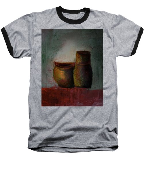 Poetry Of Pottery Baseball T-Shirt