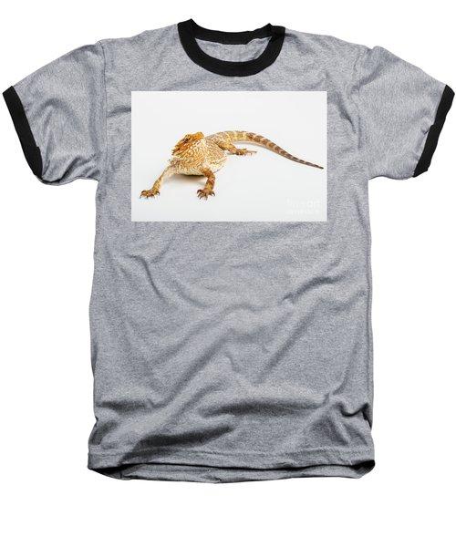 Pogona Isolated Baseball T-Shirt