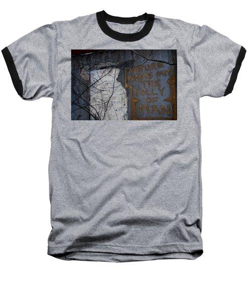 Poignant Baseball T-Shirt