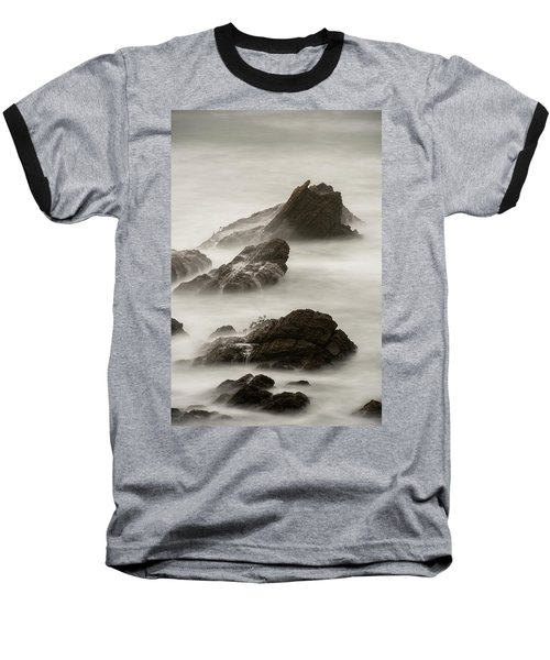 Baseball T-Shirt featuring the photograph Point Arena  by Dustin LeFevre