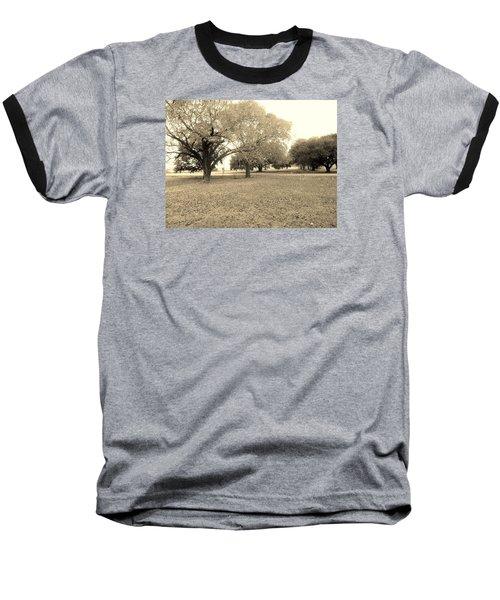 Point Blue  Baseball T-Shirt
