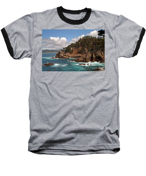 Point Lobos Baseball T-Shirt