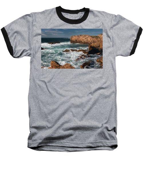 Point Lobos Baseball T-Shirt by Glenn Franco Simmons