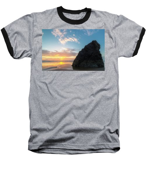 Baseball T-Shirt featuring the photograph Point Meriwether by Ryan Manuel