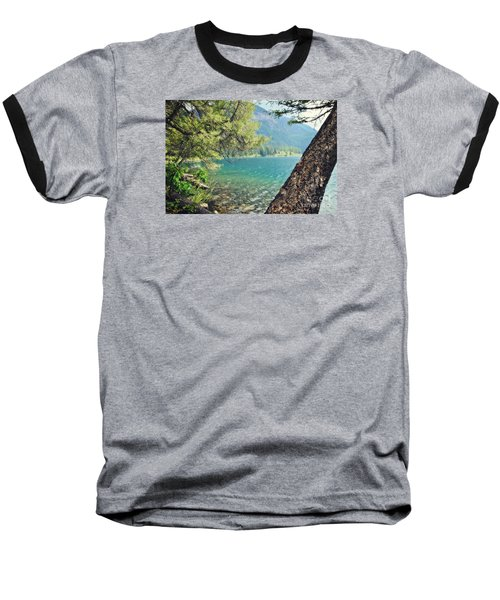 Baseball T-Shirt featuring the photograph Point Of Interest by Janie Johnson