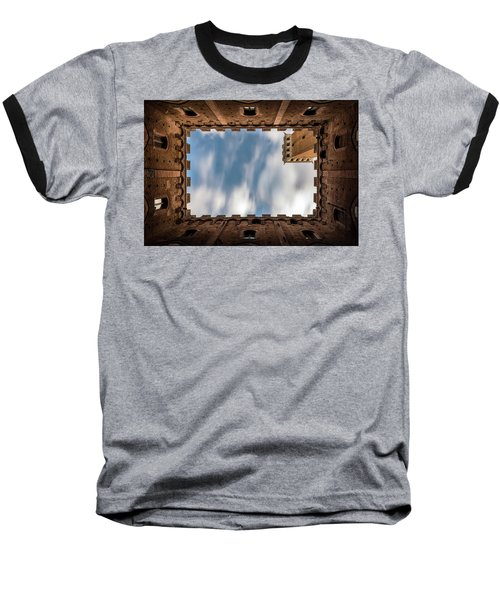 Point Of View Baseball T-Shirt