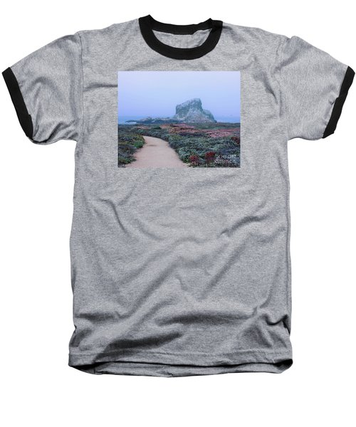 Point Piedras Blancas Baseball T-Shirt