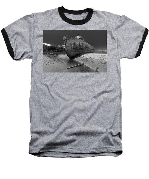 Point Reyes Boat Baseball T-Shirt