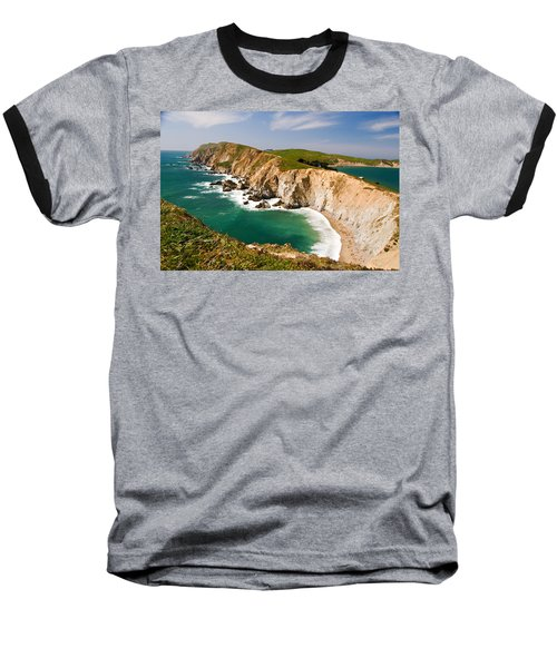 Point Reyes National Seashore Baseball T-Shirt