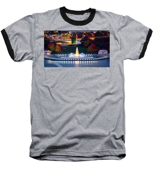 Point State Park  Baseball T-Shirt