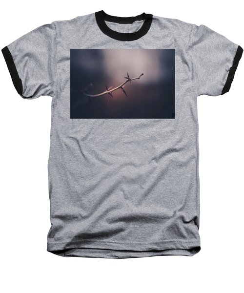 Baseball T-Shirt featuring the photograph Points Of View by Shane Holsclaw