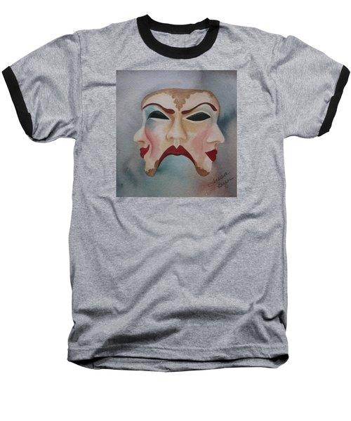 Poison And Wine Baseball T-Shirt by Teresa Beyer