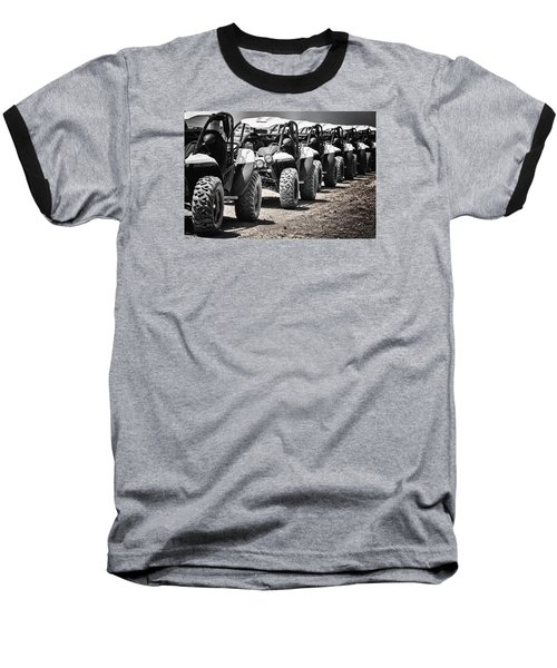 Pole Position Baseball T-Shirt