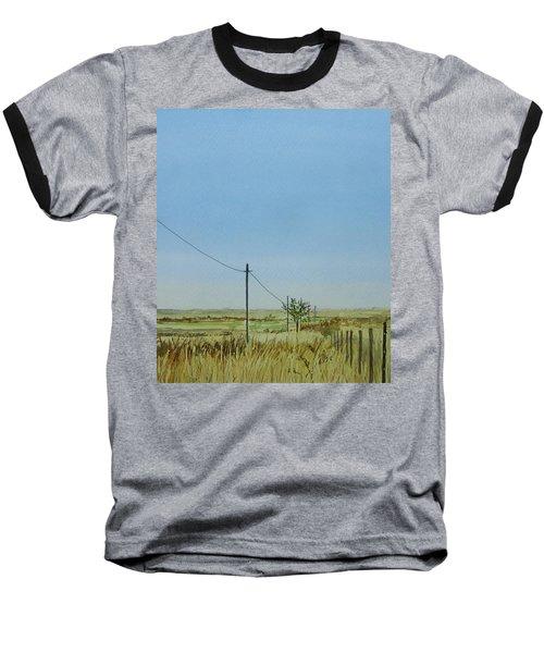 Poles Apart Baseball T-Shirt