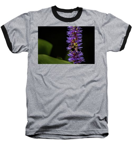 Baseball T-Shirt featuring the photograph Pollen Collector 3 by Jay Stockhaus