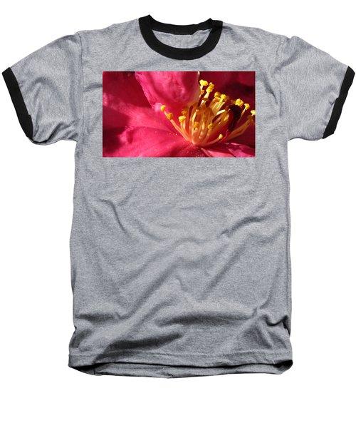 Baseball T-Shirt featuring the photograph Pollen Pregnant 2 by Robert Knight