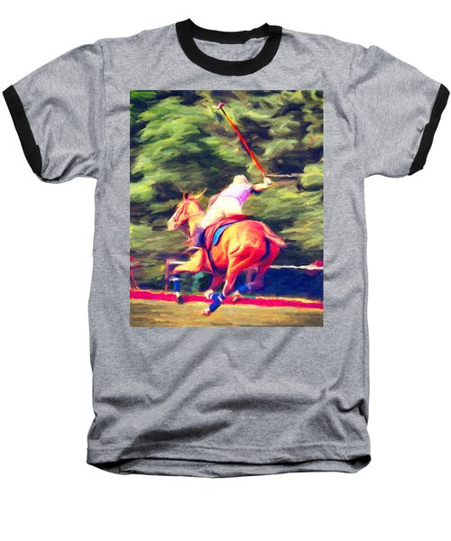 Polo Game 2 Baseball T-Shirt