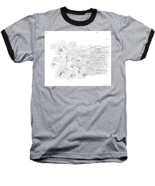Polymer Fiber Spinning Baseball T-Shirt
