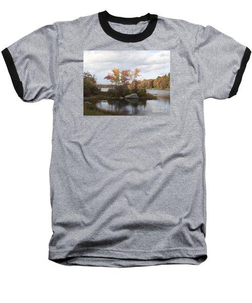 Ponaganset Autumn 2015 Baseball T-Shirt