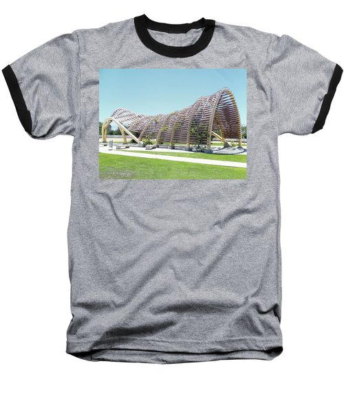 Ponce Urban Ecological Park Baseball T-Shirt