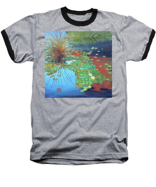 Pond Baseball T-Shirt by Gary Coleman