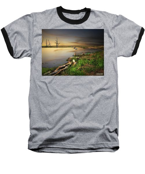 Pond Shore Baseball T-Shirt