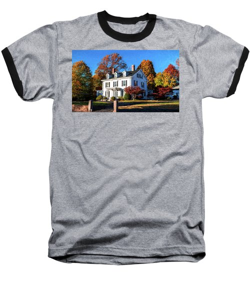 Pond Street Life In Jp Baseball T-Shirt
