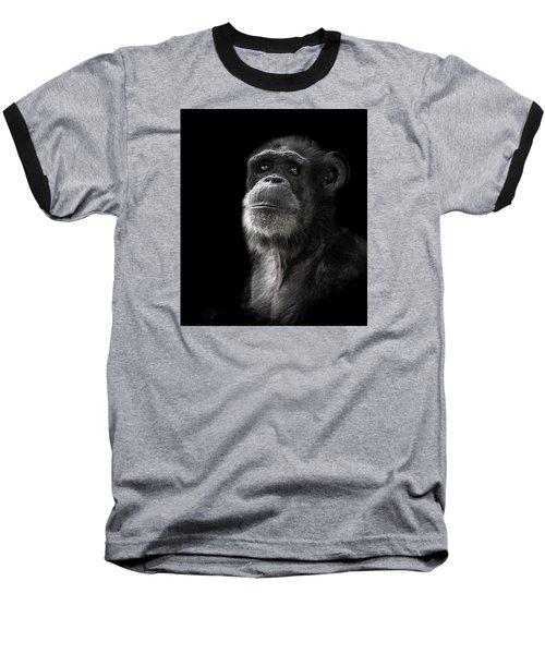 Ponder Baseball T-Shirt by Paul Neville