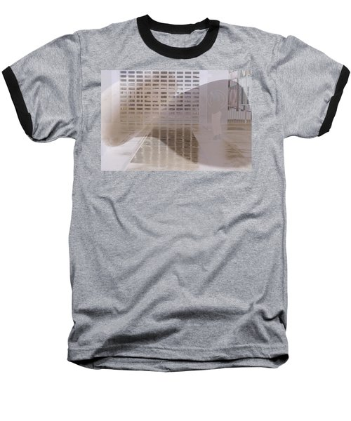 Baseball T-Shirt featuring the photograph Pondering by Kerryn Madsen-Pietsch