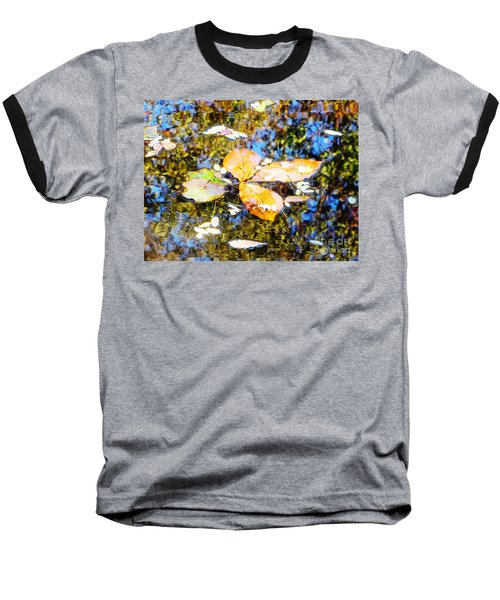 Baseball T-Shirt featuring the photograph Pondering by Melissa Stoudt