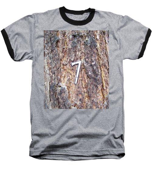 Ponderosa Baseball T-Shirt by Pamela Walrath