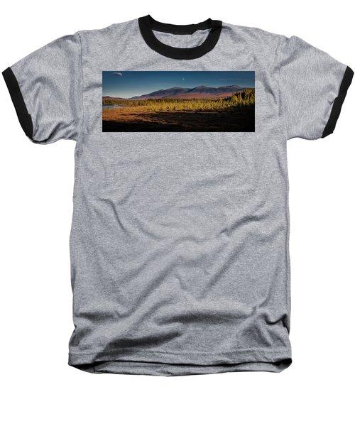 Pondicherry Wildlife Refuge Baseball T-Shirt