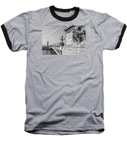 Pont Alexandre Baseball T-Shirt