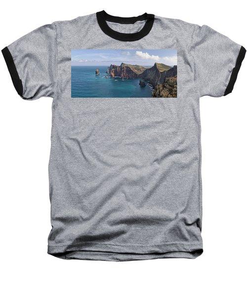 Punta San Lorenzo  Baseball T-Shirt