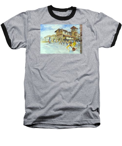 Ponti Vecchio Baseball T-Shirt