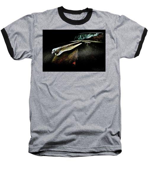 Pontiac Emblem Baseball T-Shirt