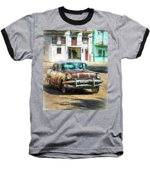 Pontiac Havana Baseball T-Shirt