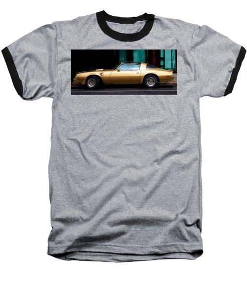 Pontiac Trans Am Baseball T-Shirt