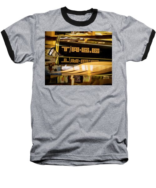 Pontiac Trans Am Baseball T-Shirt