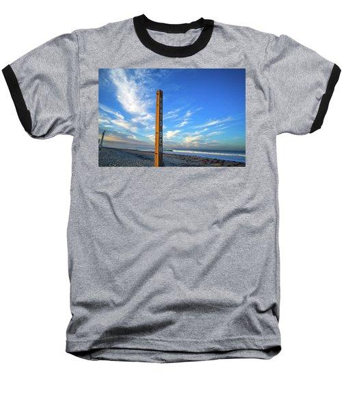 Ponto Beach Baseball T-Shirt