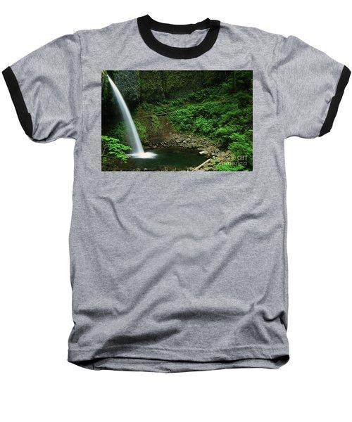Ponytail Falls-h Baseball T-Shirt