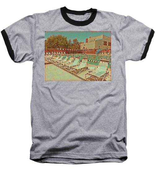 Pool #2 Baseball T-Shirt