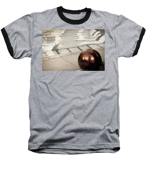 Pool Ball Baseball T-Shirt